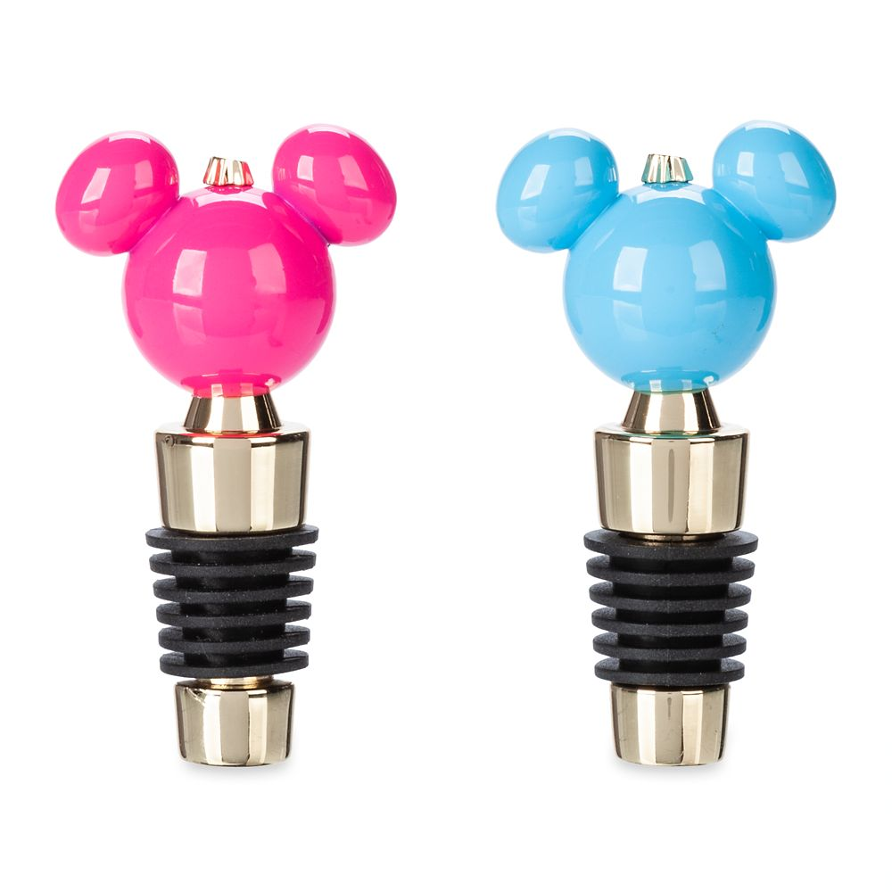 Mickey Mouse Icon Holiday Bottle Stopper