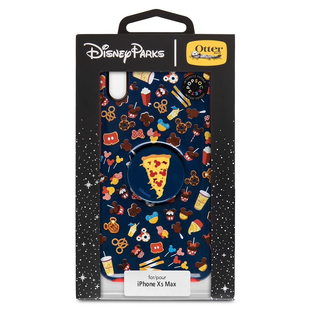Disney Parks Food iPhone XS Max Case by OtterBox