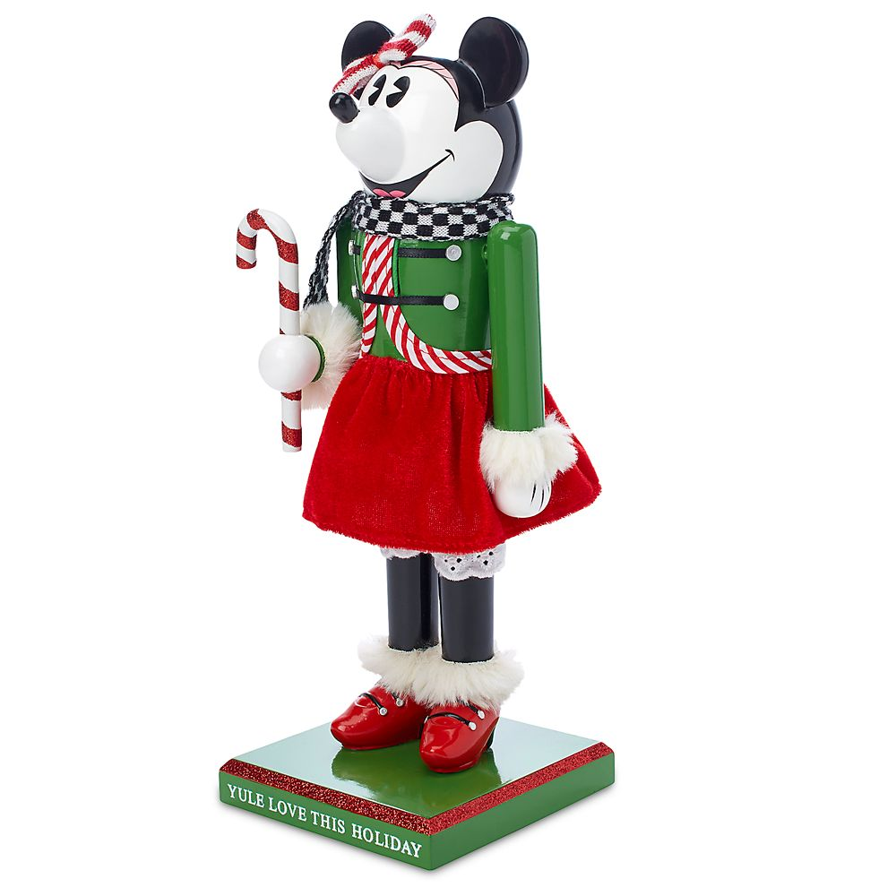 Minnie Mouse Holiday Nutcracker