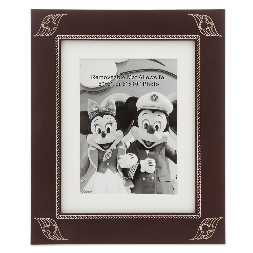 Disney Cruise Line Resin Photo Frame  6'' x 8'' / 8'' x 10''