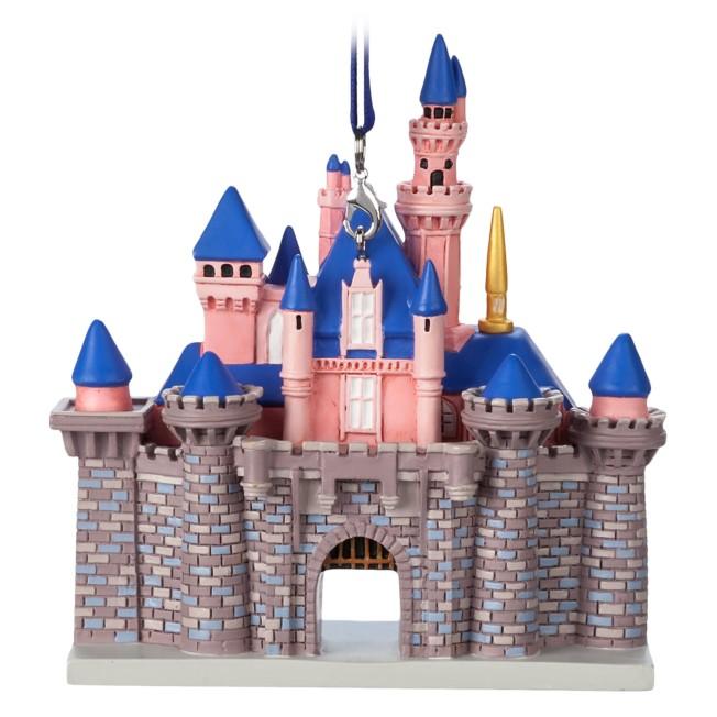 Sleeping Beauty Castle Ornament – Disneyland