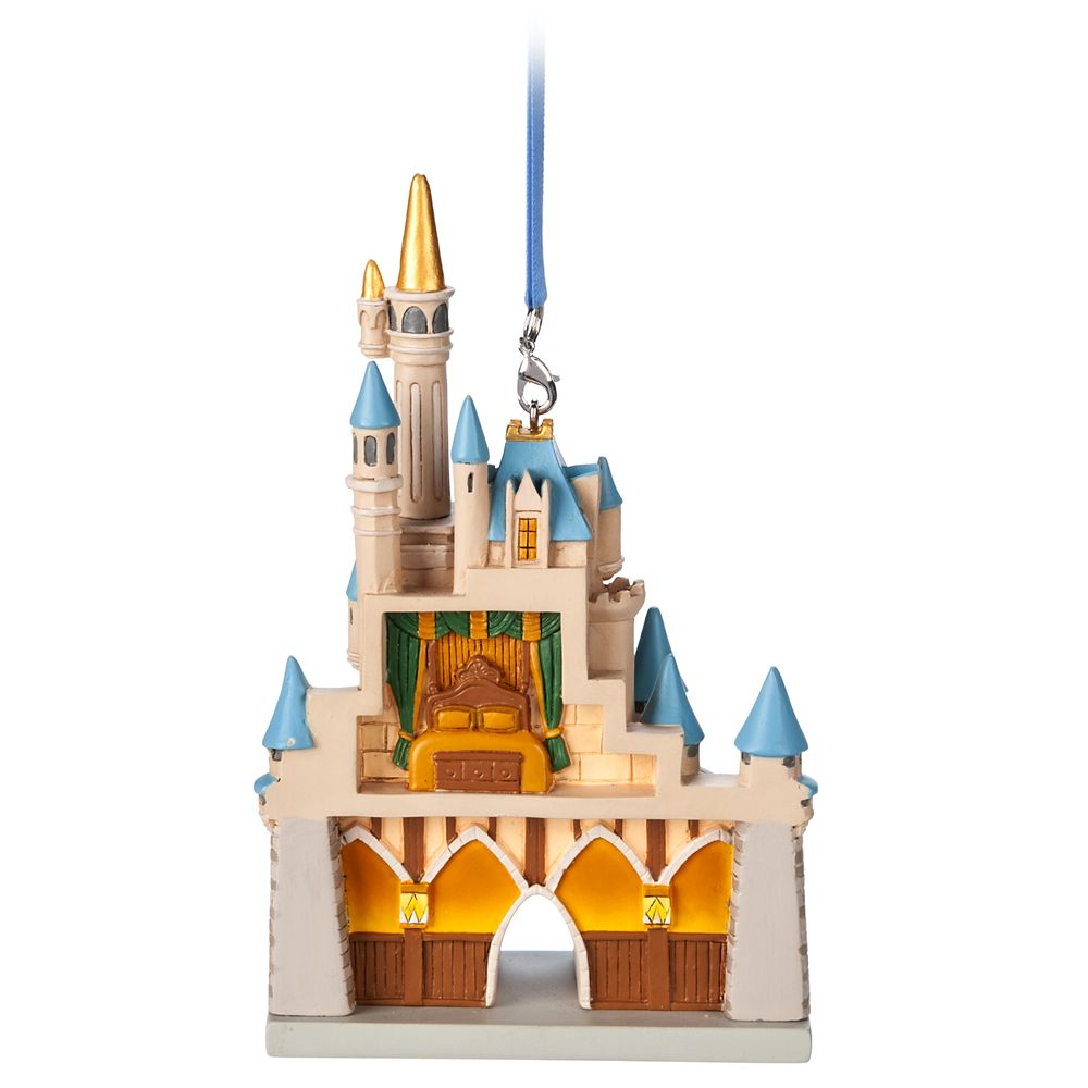 Cinderella Castle Ornament – Walt Disney World