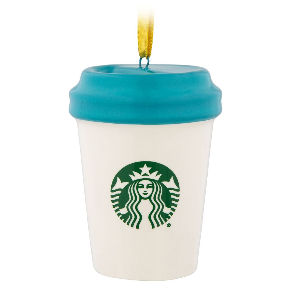 Disneyland Starbucks Cup Ornament