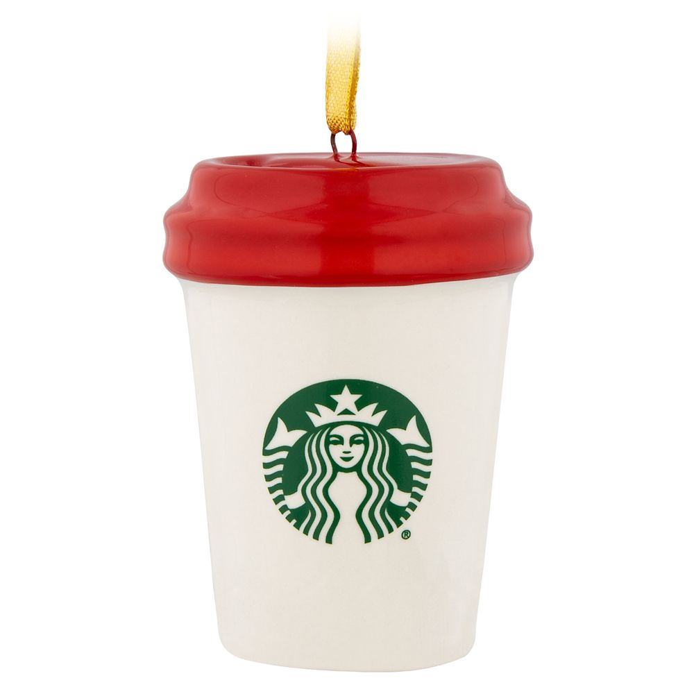Disney's Hollywood Studios Starbucks Cup Ornament