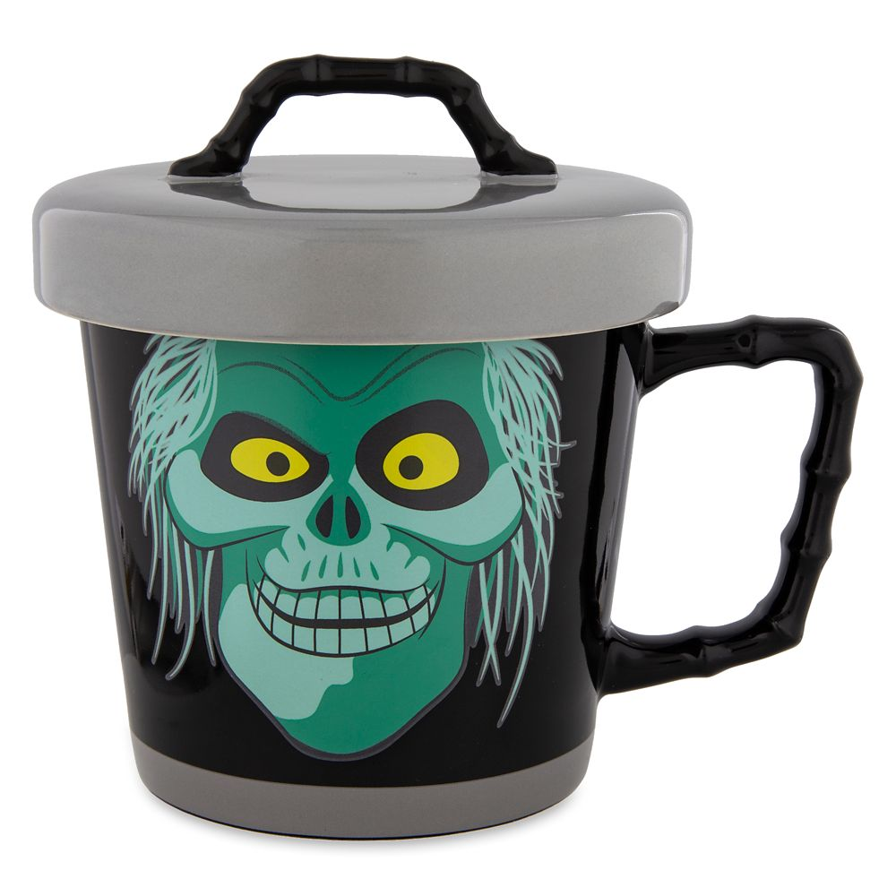 Hatbox Ghost Mug