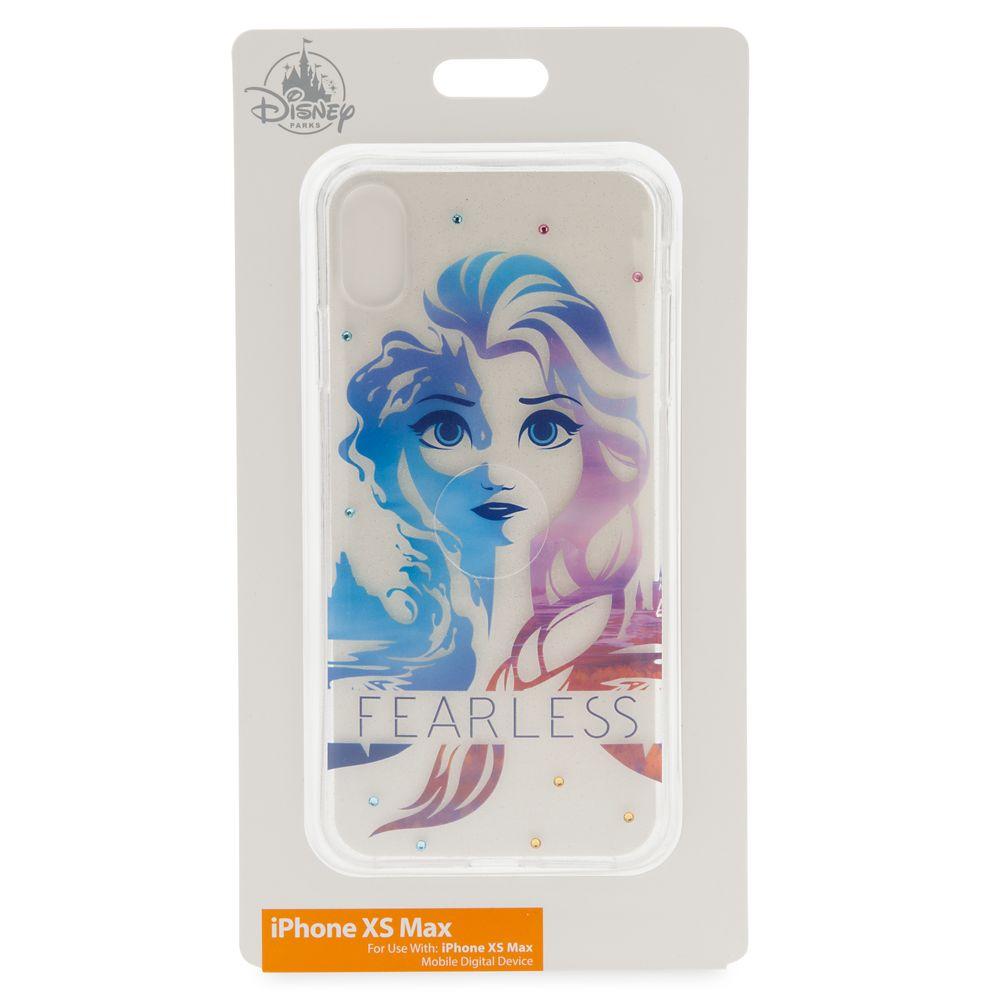 Elsa ''Fearless''  iPhone XS Max Case – Frozen 2