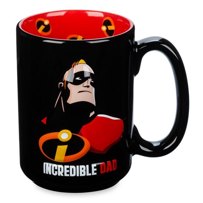Mr. Incredible ''Incredible Dad'' Mug