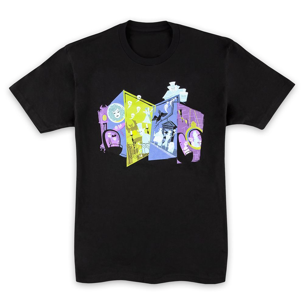 The Haunted Mansion ''31 Ghosts'' T-Shirt for Adults by SHAG