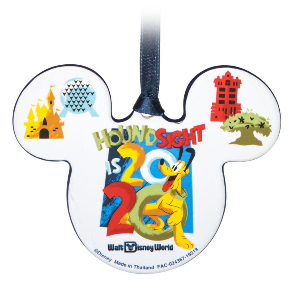 Mickey Mouse and Friends Ceramic Ornament – Walt Disney World 2020