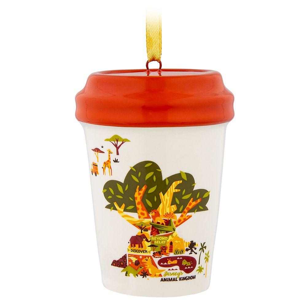 Disney's Animal Kingdom Starbucks Cup Ornament
