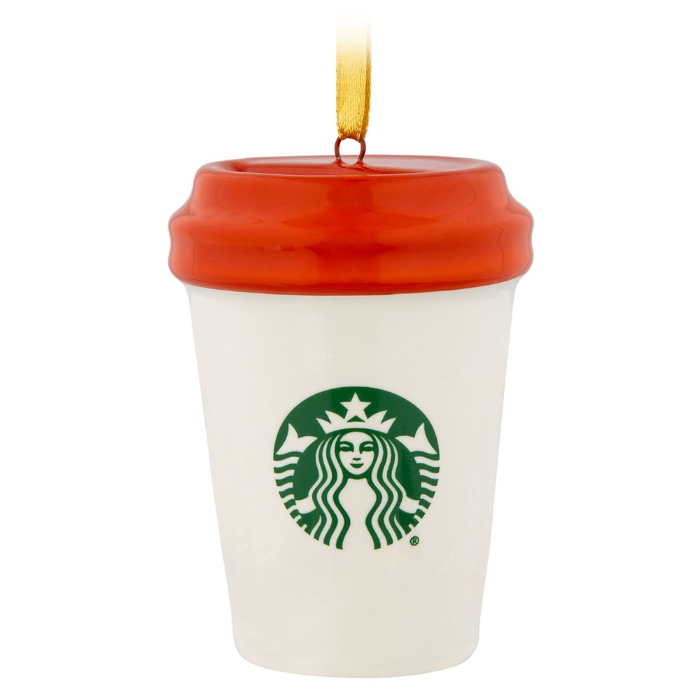 Disney's Animal Kingdom Starbucks Cup Ornament