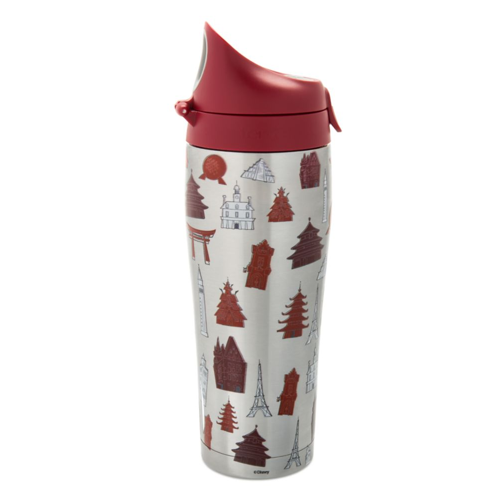 Epcot International Food and Wine Festival 2019 Water Bottle by Tervis