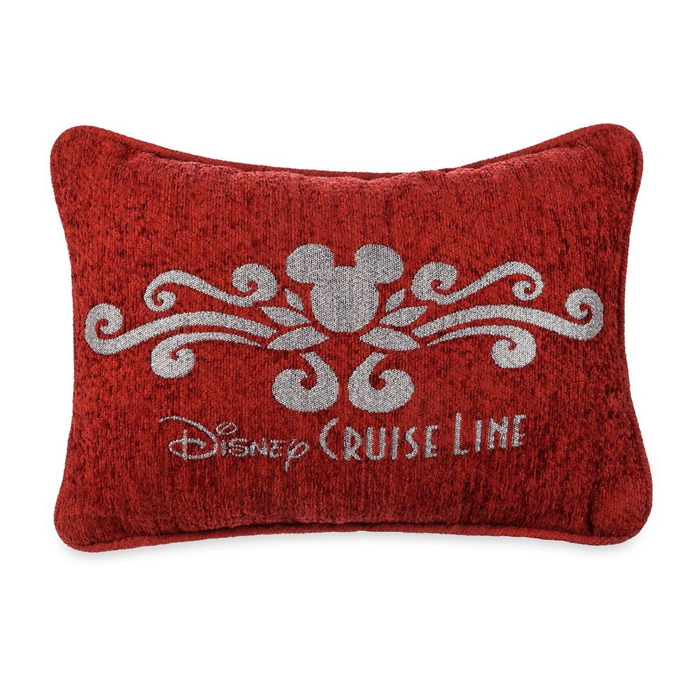 Disney Cruise Line Throw Pillow