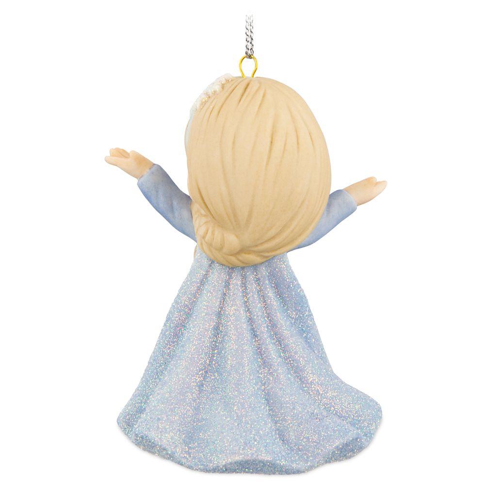 Elsa ''Have a Magical Season'' Figurine Ornament by Precious Moments