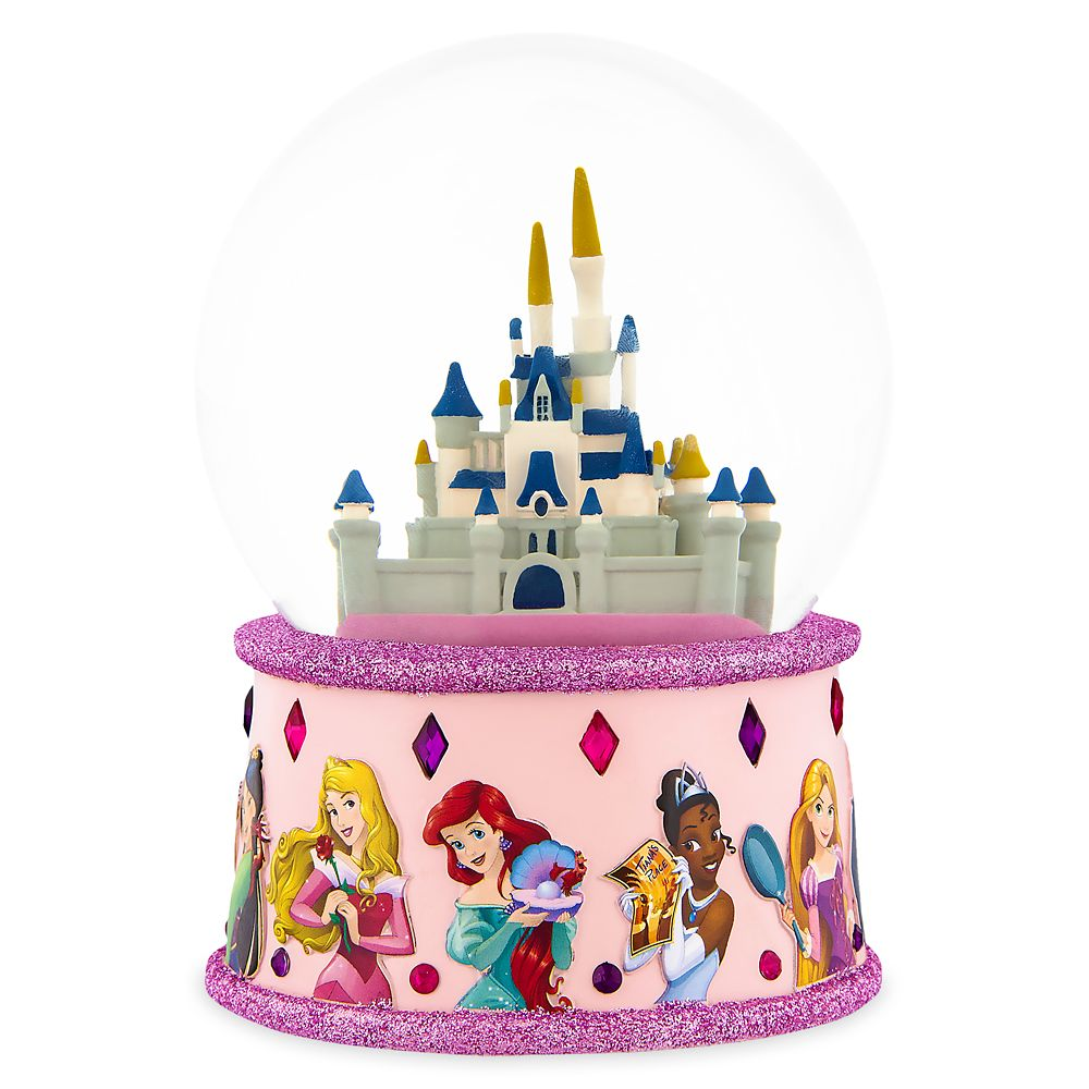 Disney Princess Snowglobe