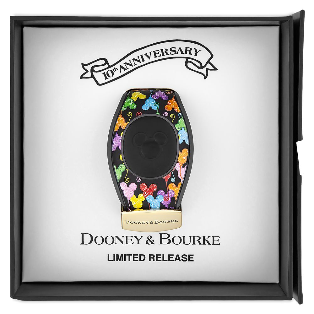 Mickey Mouse Balloons MagicBand 2 by Dooney & Bourke – Limited Release