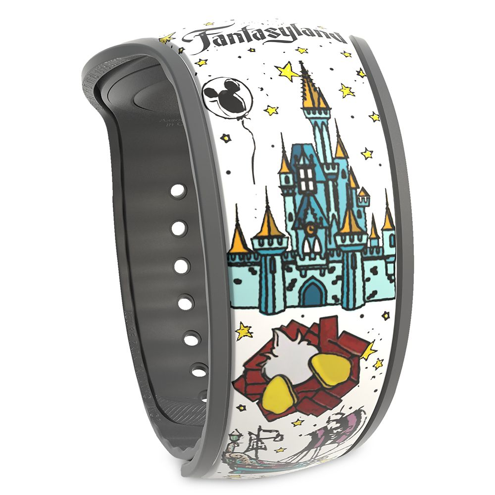 Fantasyland MagicBand 2 – Limited Release