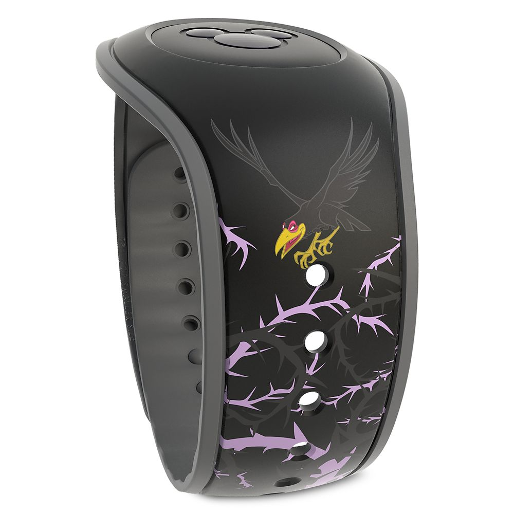 Maleficent and Raven MagicBand 2