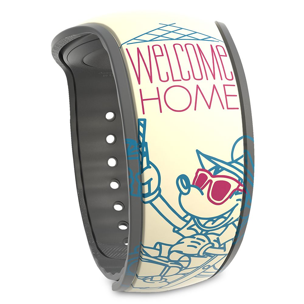 Mickey Mouse MagicBand 2 – Disney Vacation Club – Limited Release