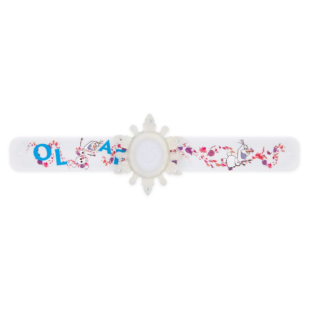 Olaf MagicBand Slap Bracelet  Frozen 2 Official shopDisney