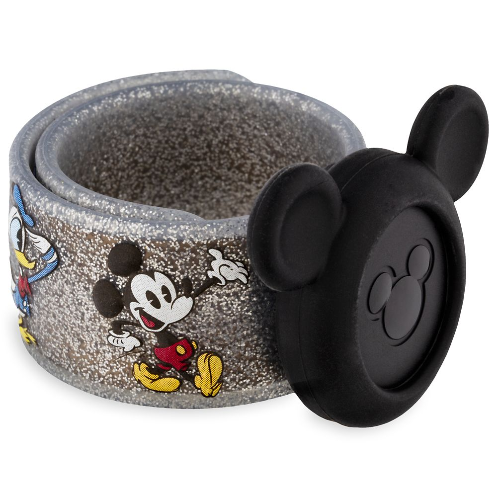Mickey Mouse and Friends MagicBand Slap Bracelet