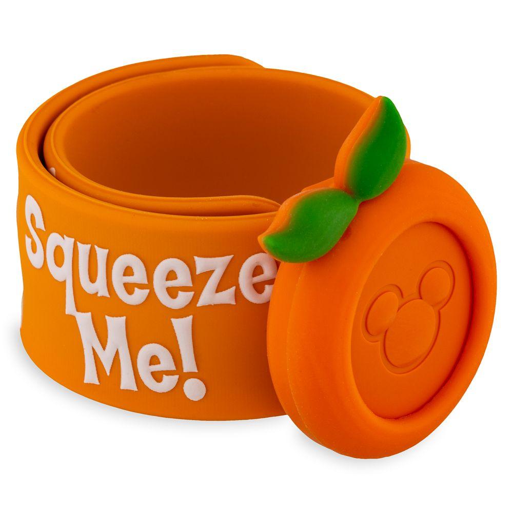 Orange Bird MagicBand Slap Bracelet