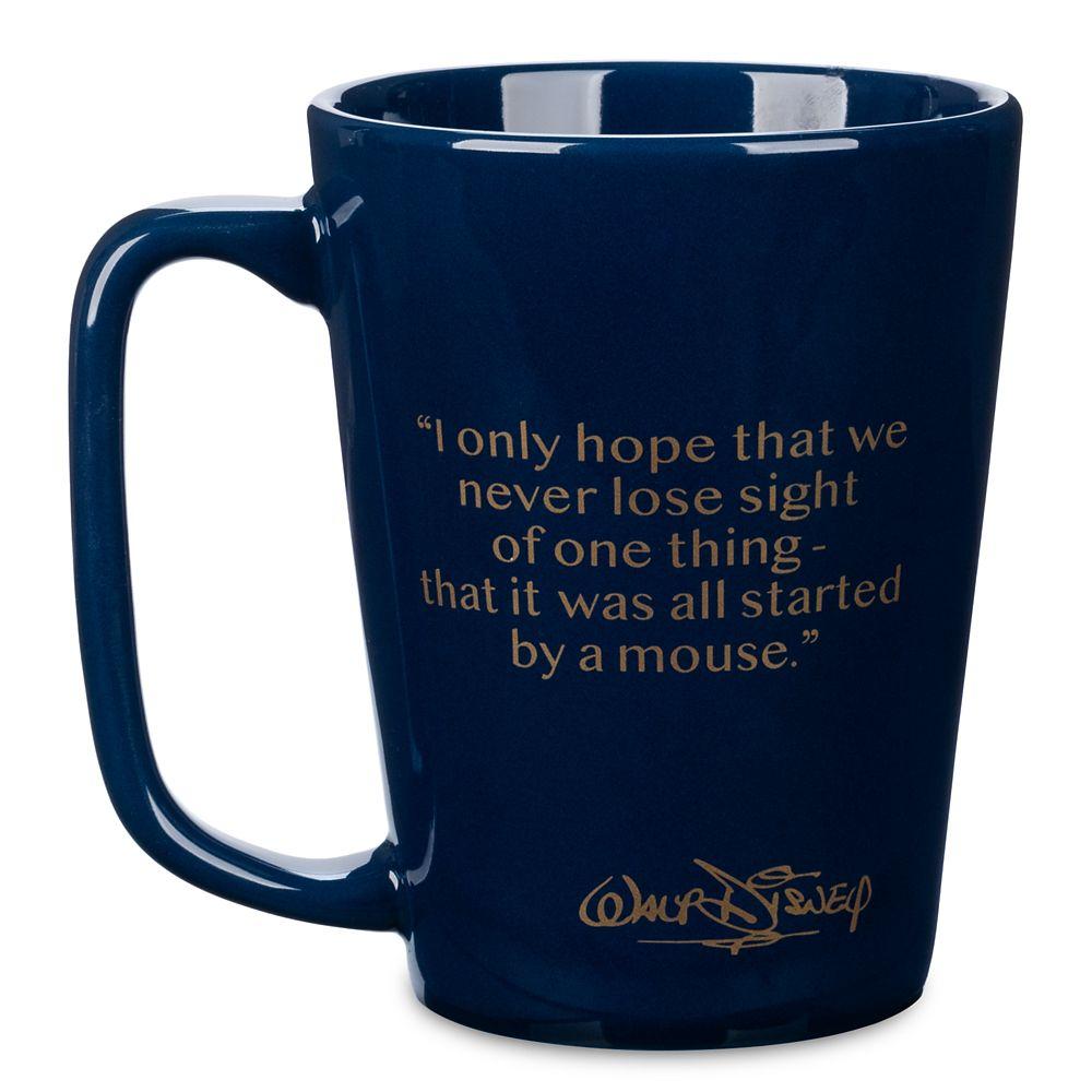 Walt Disney and Mickey Mouse ''Partners'' Mug