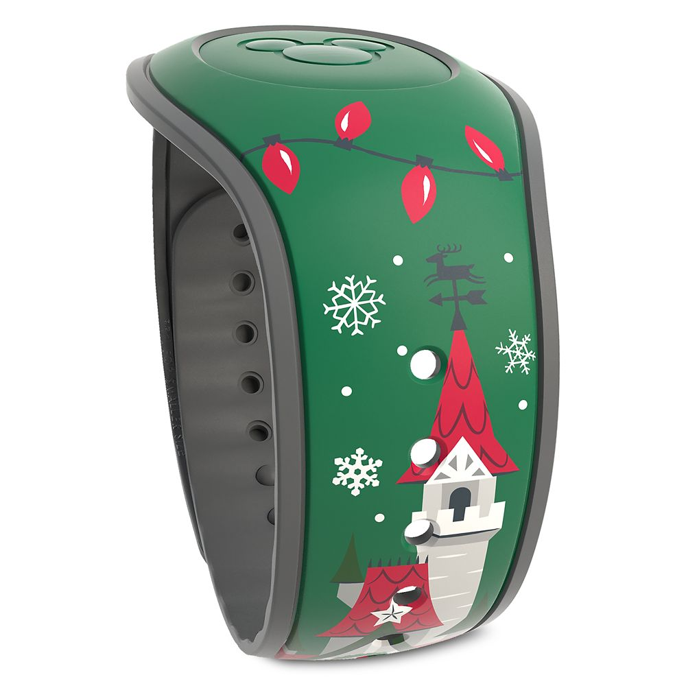 Mickey and Minnie Mouse Holiday MagicBand 2 – Limited Release