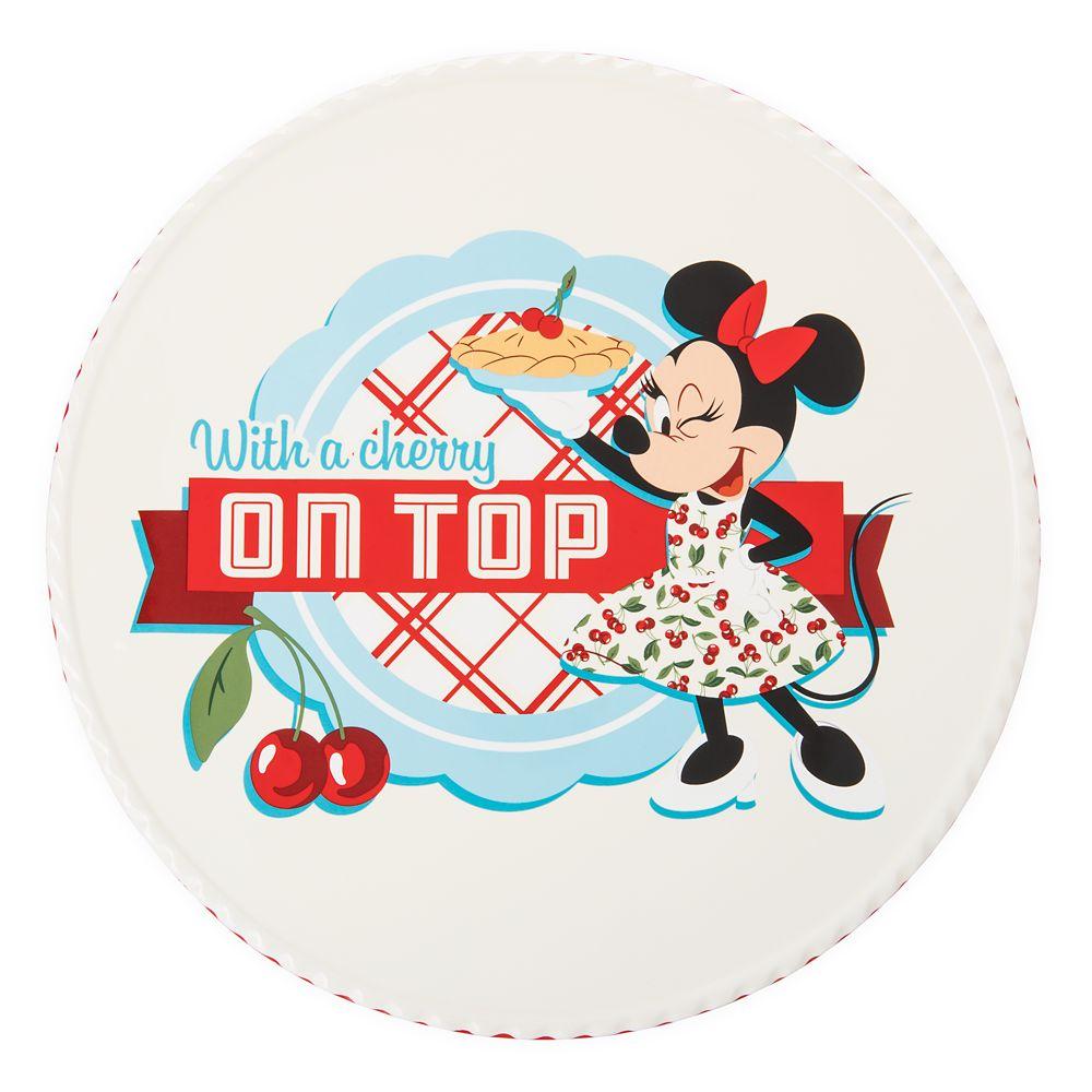 Minnie Mouse Retro Cake Stand