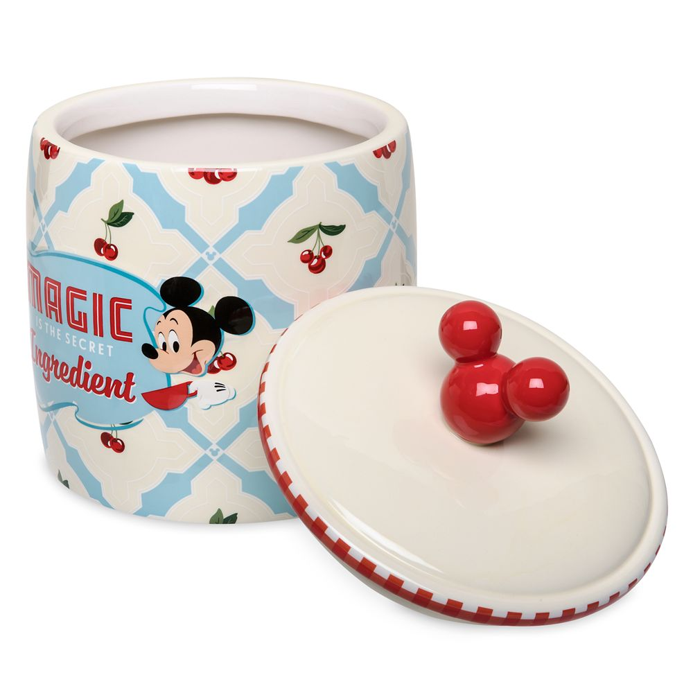 Mickey Mouse Retro Cookie Jar