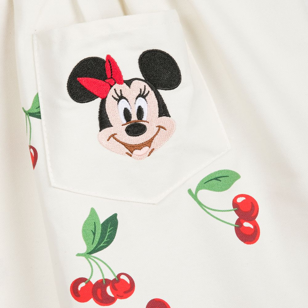 Mickey and Minnie Mouse Retro Apron for Adults