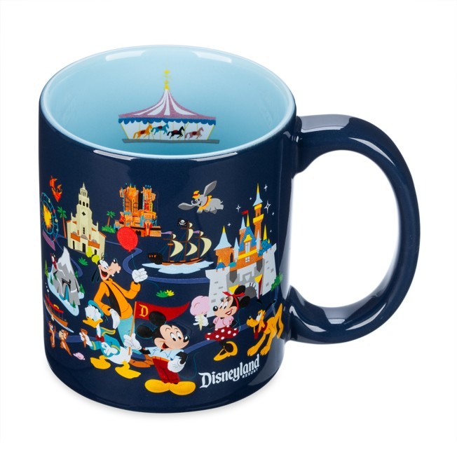 Mickey Mouse and Friends Mug – Disneyland