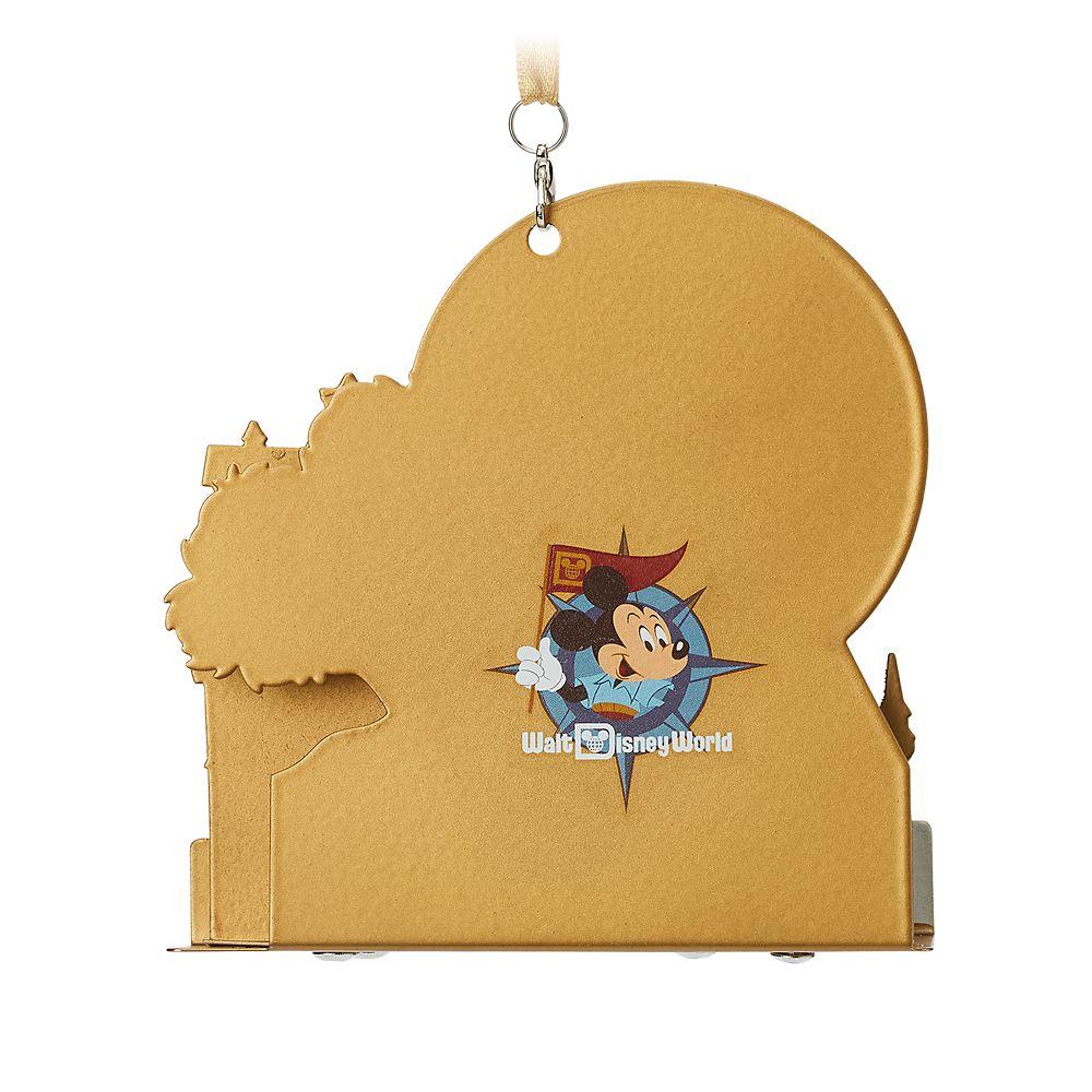 Mickey and Minnie Mouse Diorama Ornament – Walt Disney World