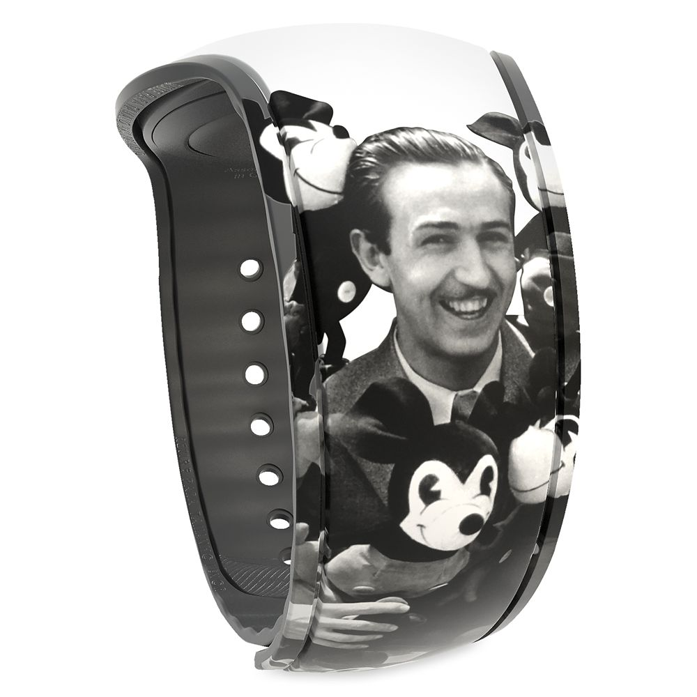 Walt Disney and Mickey Mouse MagicBand 2 – Limited Release