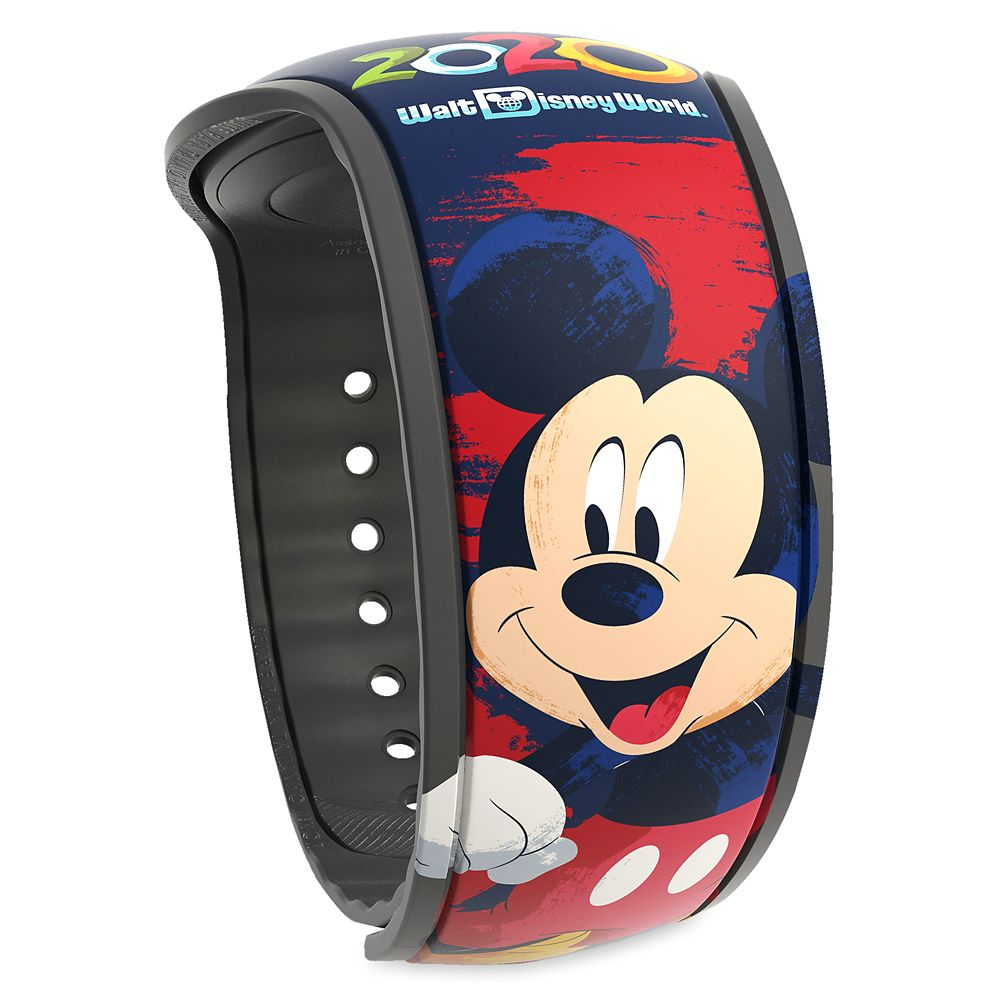 Mickey Mouse MagicBand 2 – Walt Disney World 2020 – Limited Release