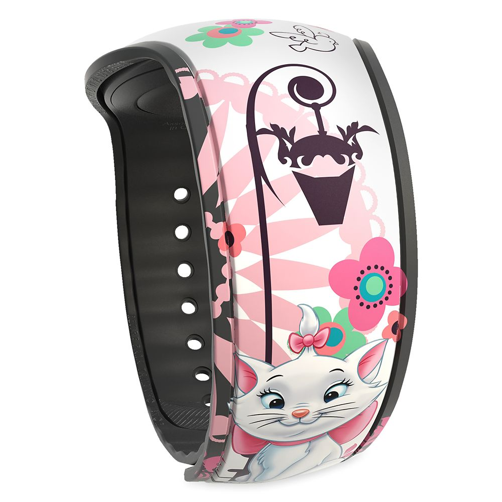 Marie in Paris MagicBand 2 – The Aristocats
