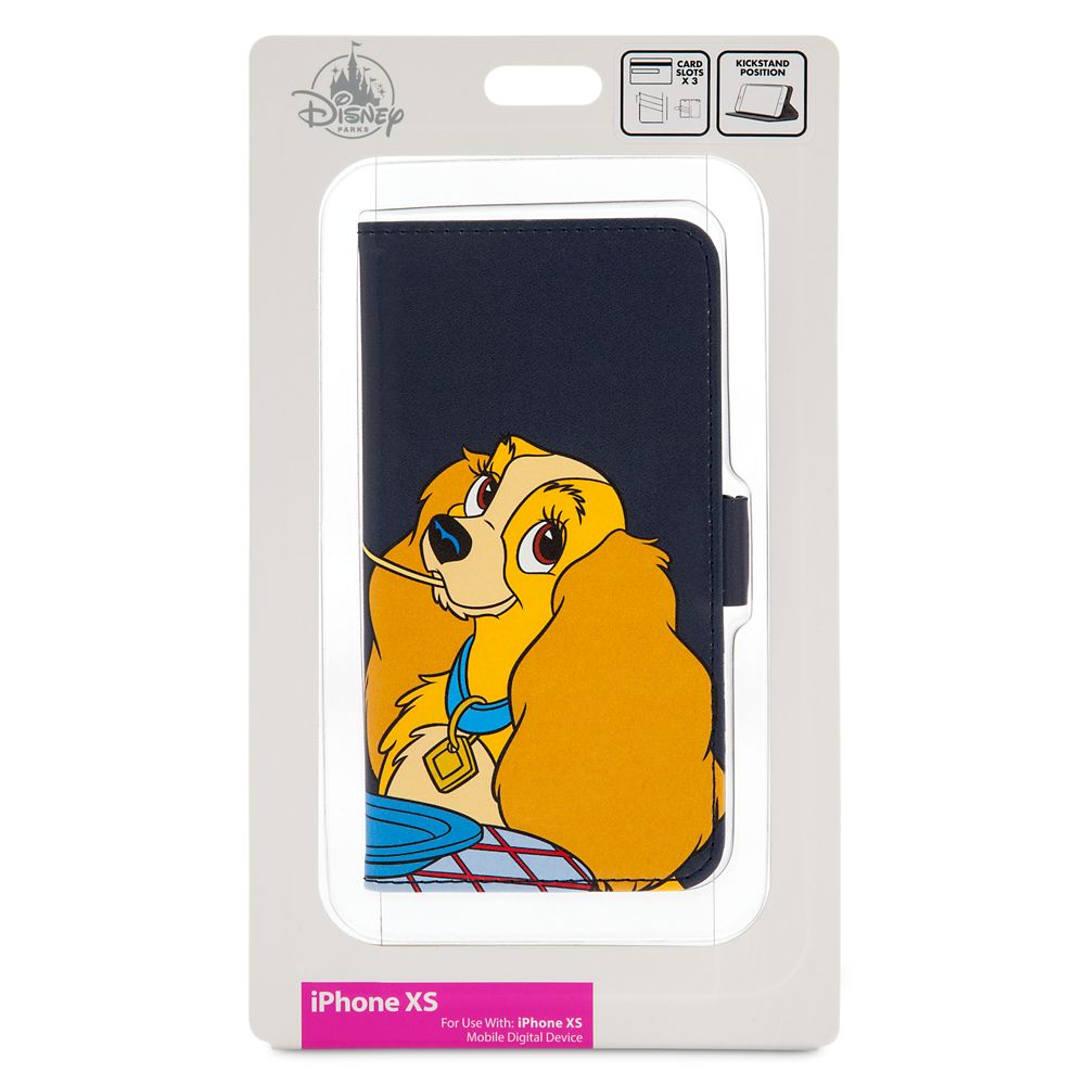 Lady and the Tramp iPhone Xs Case