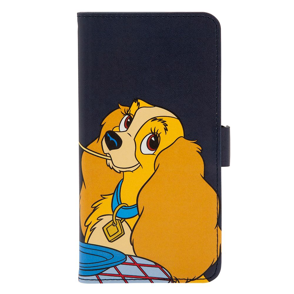 Lady and the Tramp iPhone Xs Max Case