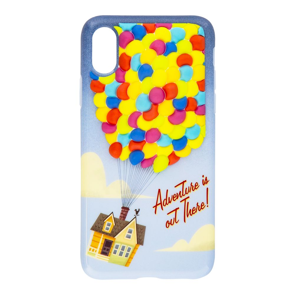 Up ''Adventure Is Out There'' iPhone X/XS Case
