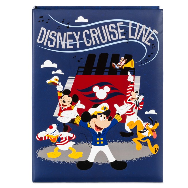 Mickey Mouse and Friends Photo Album – Disney Cruise Line – Large