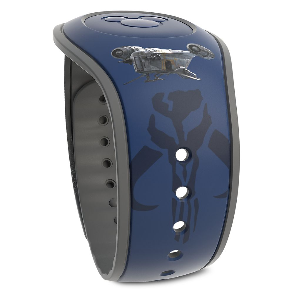 Star Wars: The Mandalorian MagicBand 2 – Limited Edition