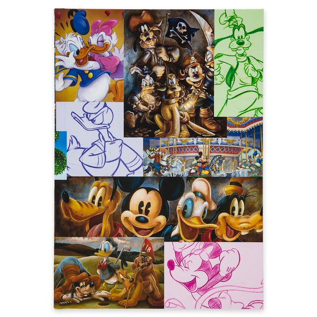 Mickey Mouse and Friends Journal