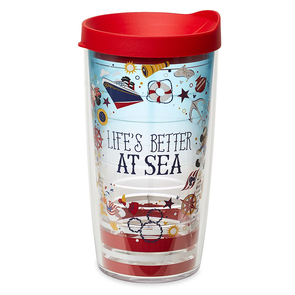 Captain Mickey Mouse and Friends Travel Tumbler by Tervis Official shopDisney