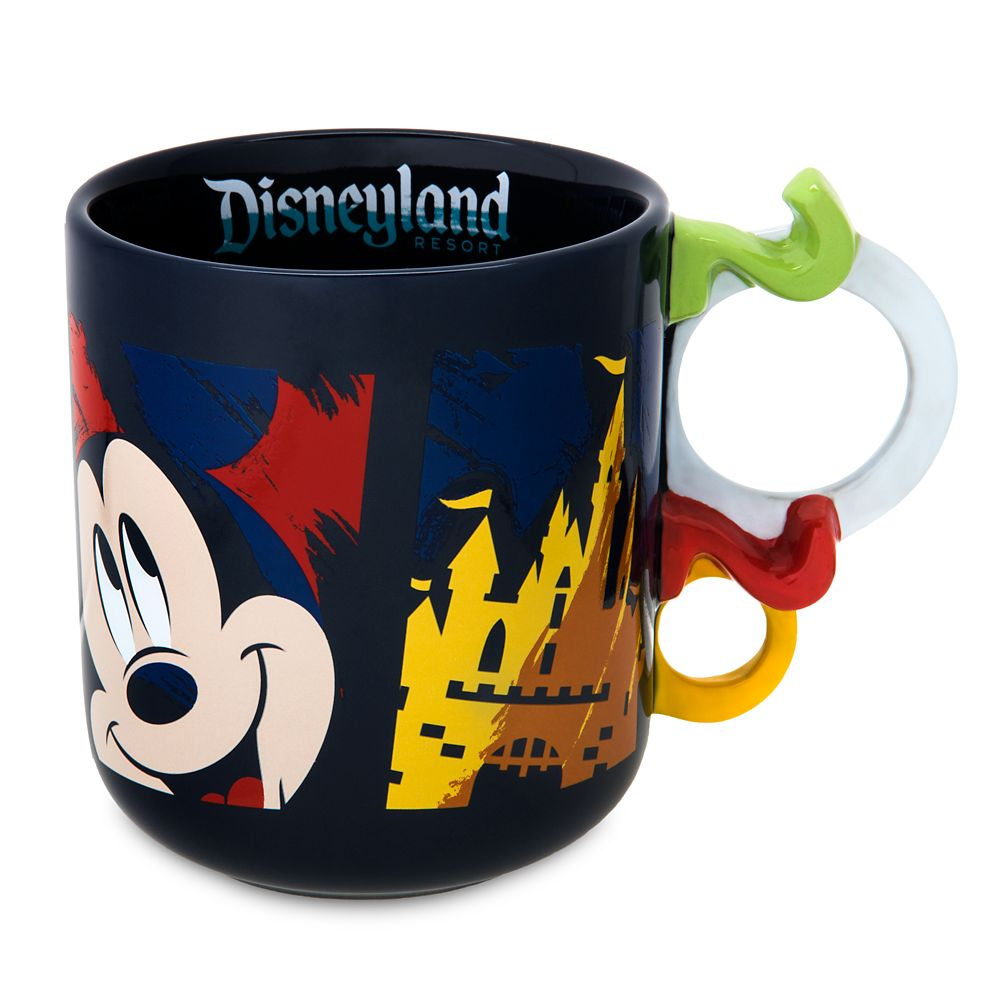 Mickey Mouse and Friends Mug – Disneyland 2020