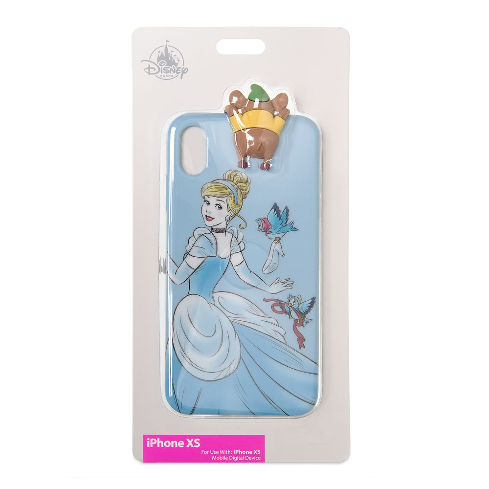Cinderella and Gus iPhone X/Xs Case