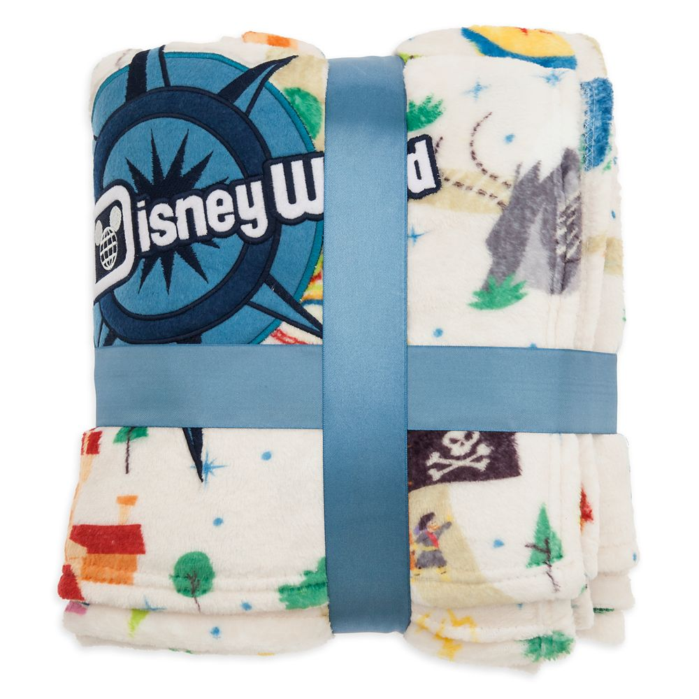 Mickey Mouse and Friends Throw – Walt Disney World