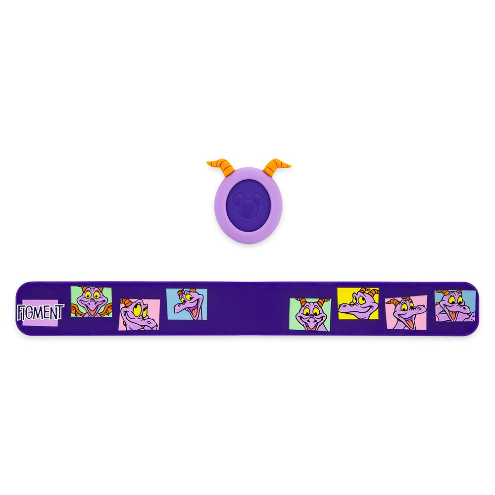 Figment MagicBand Slap Bracelet
