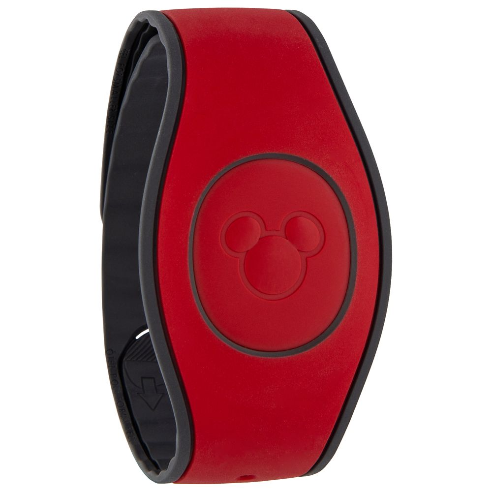 Disney Parks MagicBand 2 – Dark Red