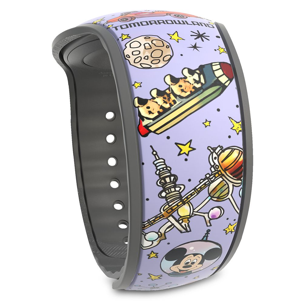 Tomorrowland MagicBand 2 – Limited Release