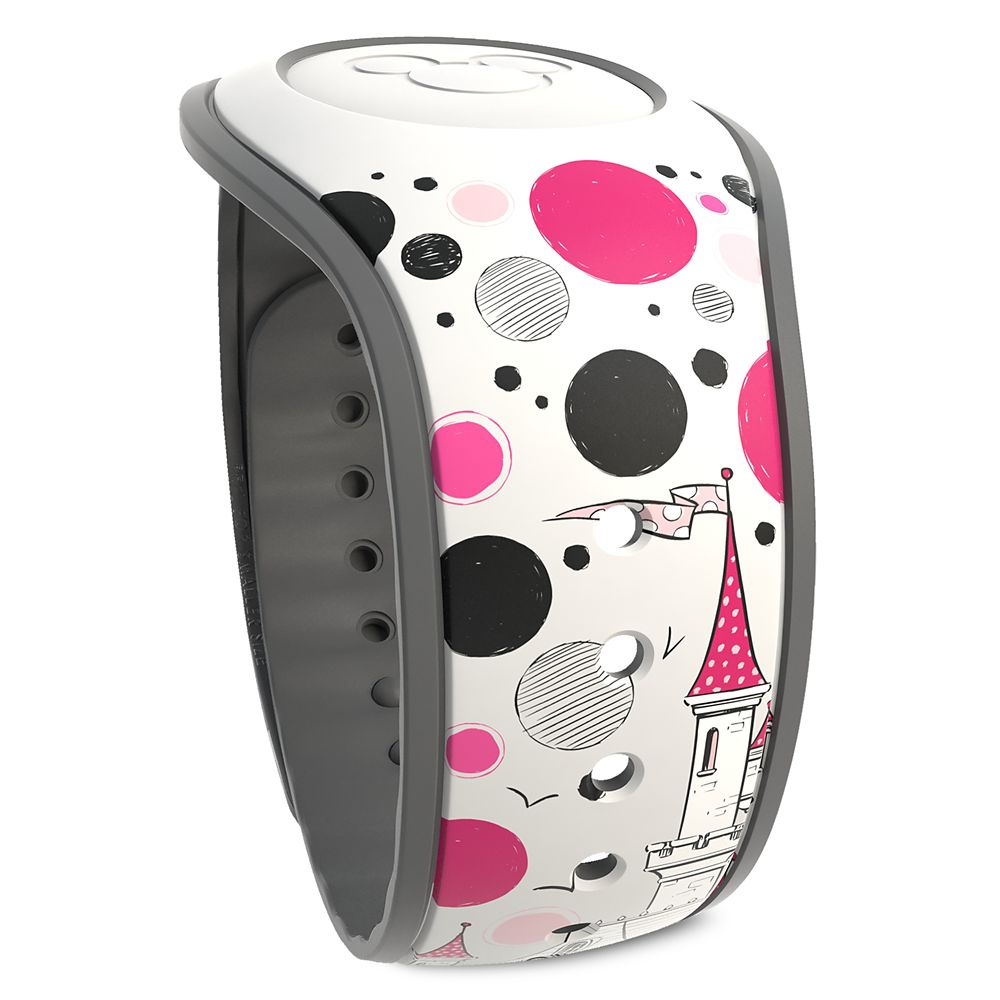Minnie Mouse Polka Dot MagicBand 2 – Limited Release